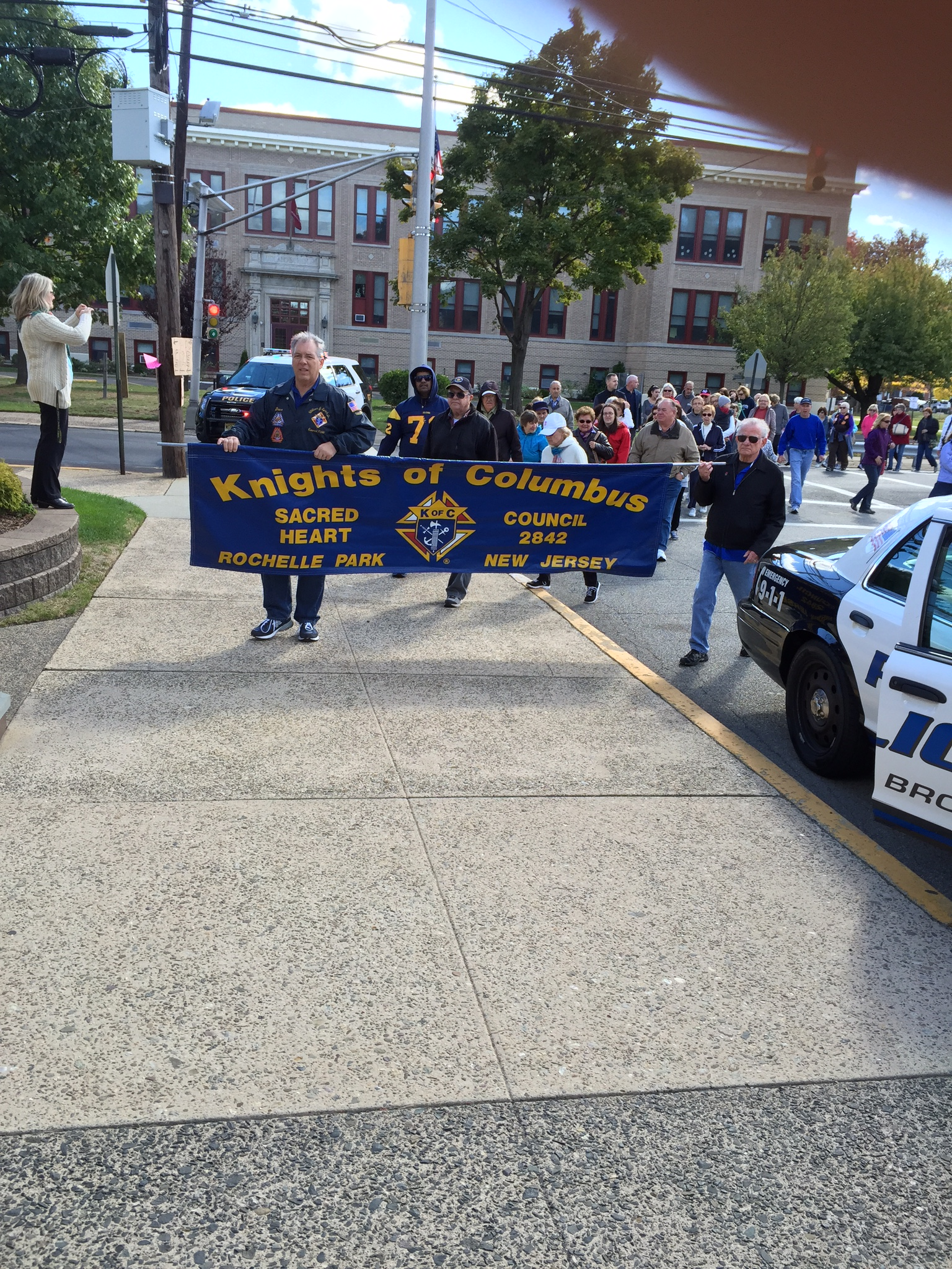 Long Valley Knights Of Columbus 187 Pro Life Walk October