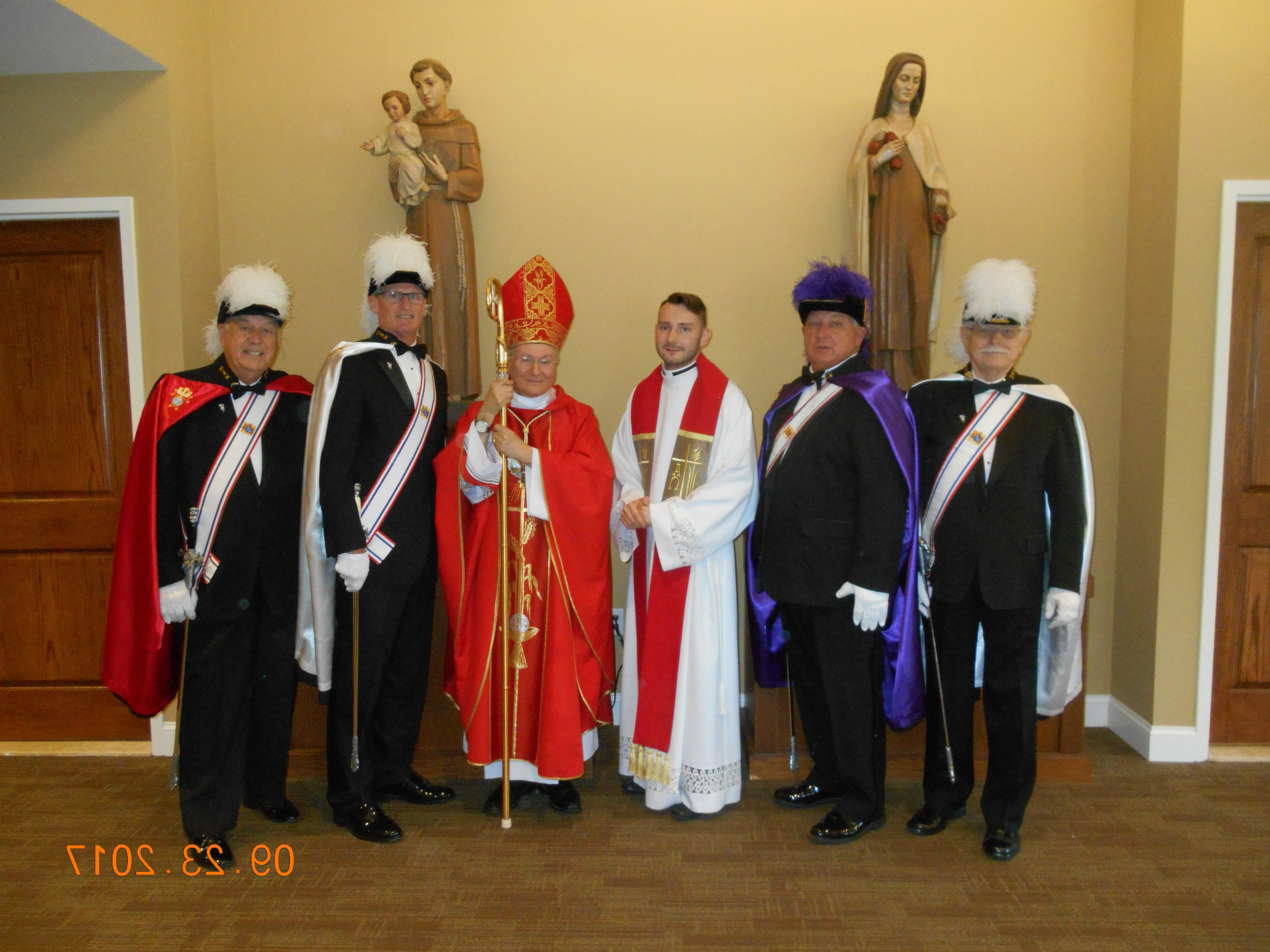 Knights of Columbus Ceremony